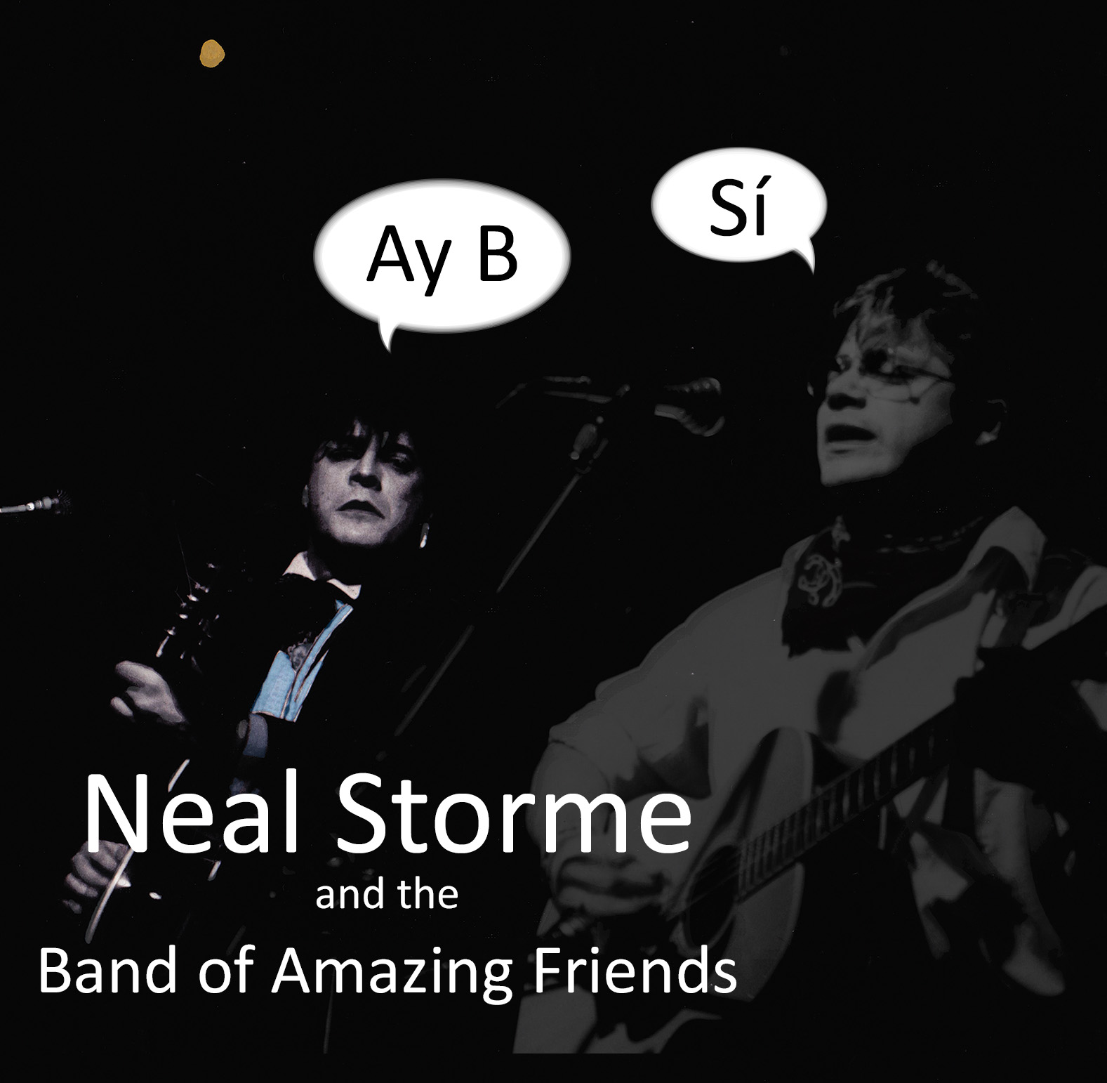 Click to Buy Ay B Si by Neal Storme and the Band of Amazing Friends